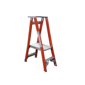 Brilliant Heavy Duty Fibreglass Platform Ladders Ladder Central Squirreltailoven Fun Painted Chair Ideas Images Squirreltailovenorg